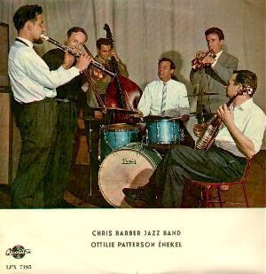 Chris Barber Jazz Band - Ottilie Patterson Énekel (LP)