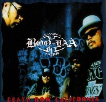 Boo-Yaa T.R.I.B.E. - Death Row California (Maxi-CD)