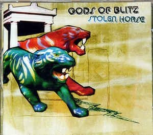 Gods Of Blitz - Stolen Horse (CD)