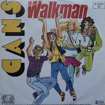 The Cans - Walkman (7'')