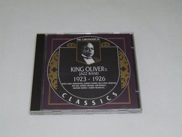 King Oliver's Jazz Band - 1923-1926 (CD)