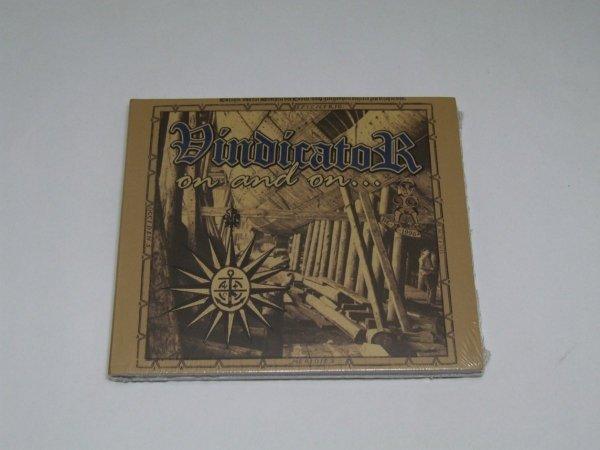 Vindicator - On And On... (CD)