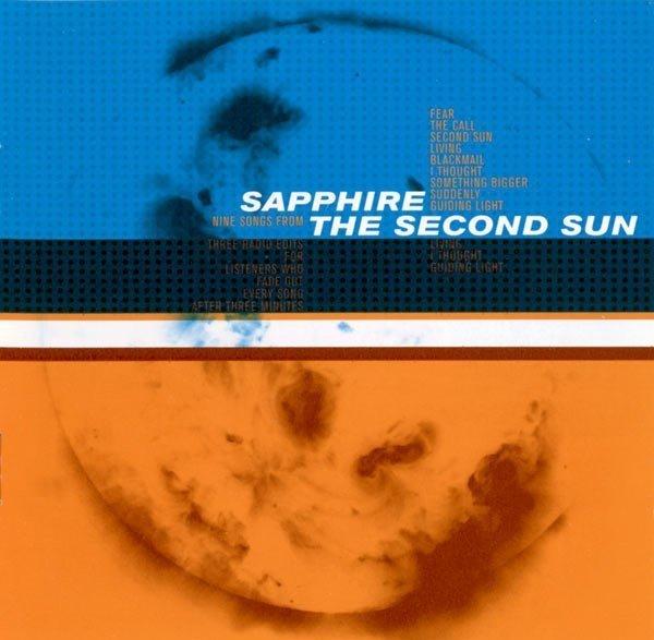 Sapphire - The Second Sun (CD)