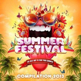 Summerfestival Compilation 2013 (CD)