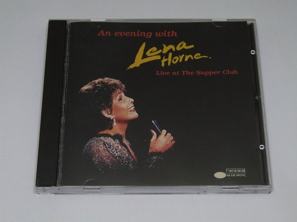 Lena Horne - An Evening With (CD)