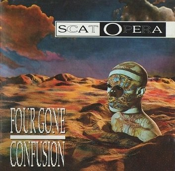 Scat Opera - Four Gone Confusion (CD)
