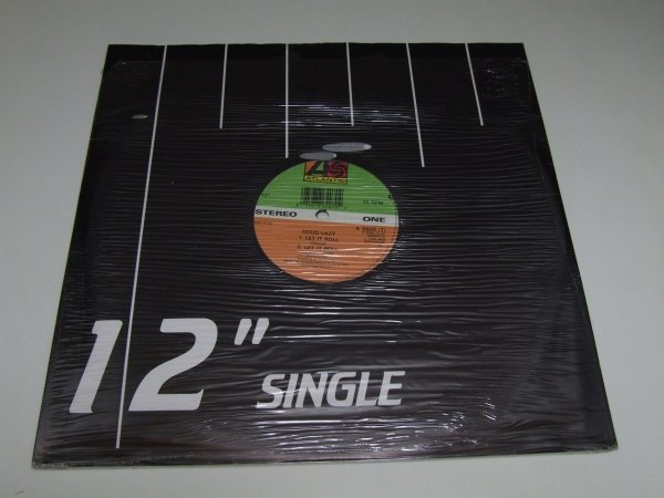 Doug Lazy - Let It Roll (12'')