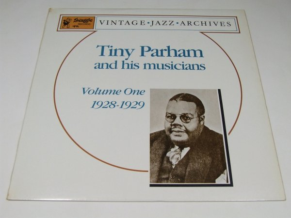 Tiny Parham And His Musicians - Volume One 1928-1929 (LP)