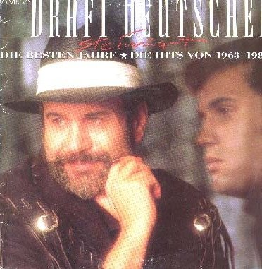Drafi Deutscher - Steinzart - Die Hits Von 1963 - 1988 (LP)
