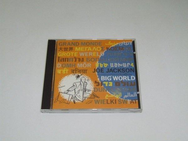 Joe Jackson - Big World (CD)