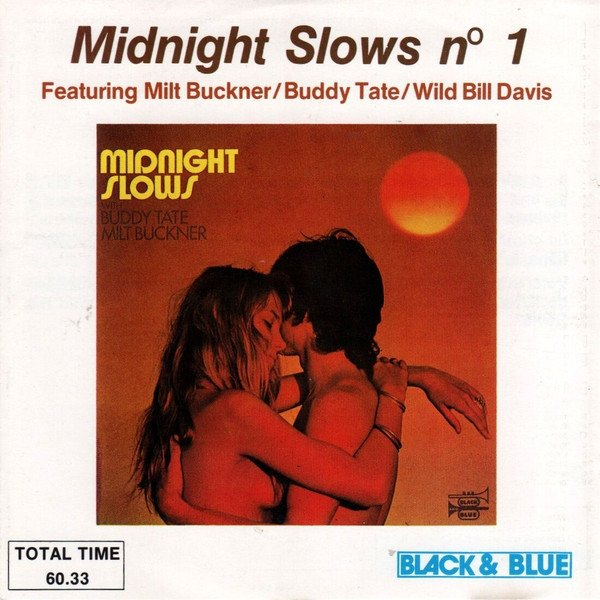 Buddy Tate, Milt Buckner, Wallace Bishop - Midnight Slows N° 1 (CD)