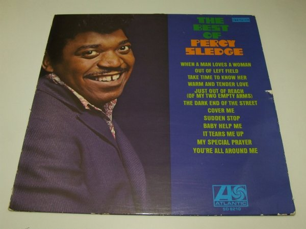 Percy Sledge - The Best Of Percy Sledge (LP)