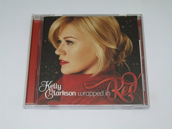 Kelly Clarkson - Wrapped In Red (CD)