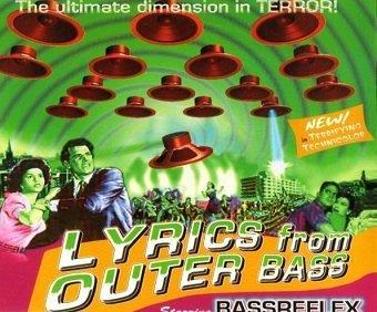 Bassreflex - Lyrics From Outer Bass (Maxi-CD)