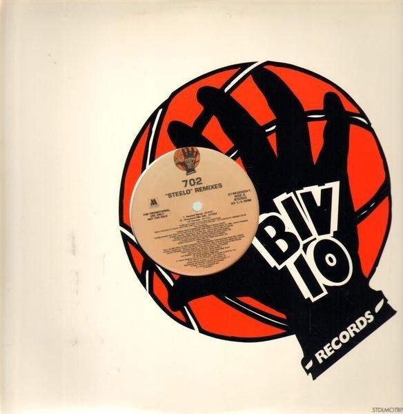 702 - Steelo Remixes (12'')