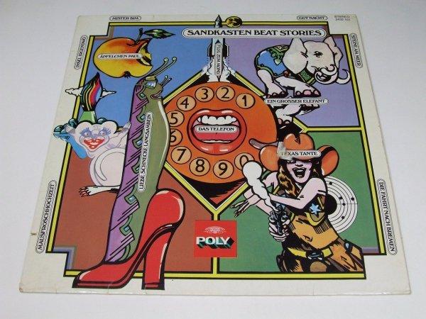 Sandkasten Beat Stories (LP)