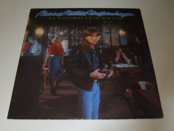 Marius Müller-Westernhagen - Mit Pfefferminz Bin Ich Dein Prinz (LP)