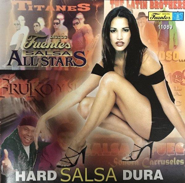 Fuentes Salsa All Stars Hard Salsa Dura (CD)