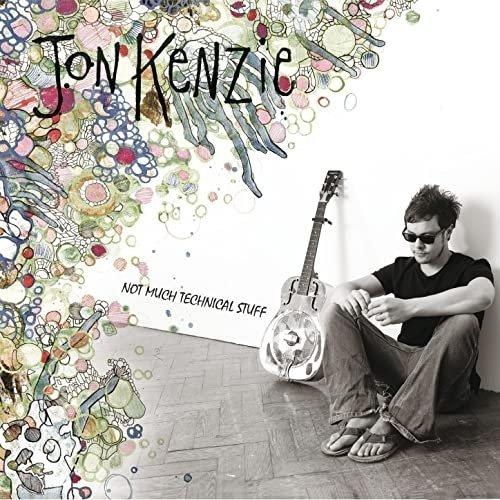 Jon Kenzie - Not Much Technical Stuff (CD)