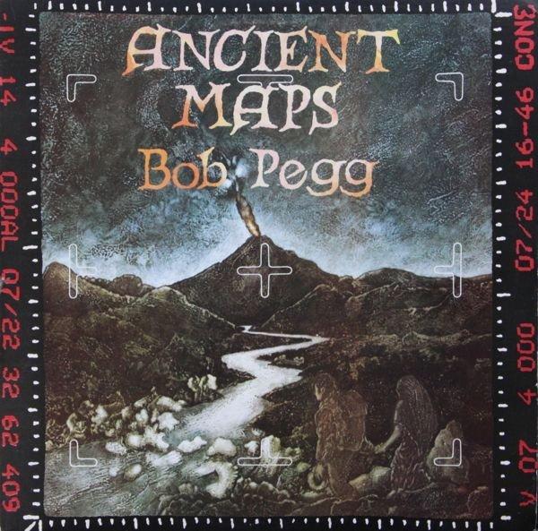 Bob Pegg - Ancient Maps (LP)