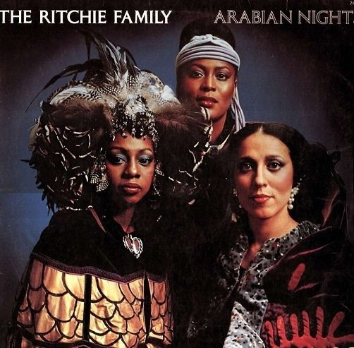 The Ritchie Family - Arabian Nights (LP)