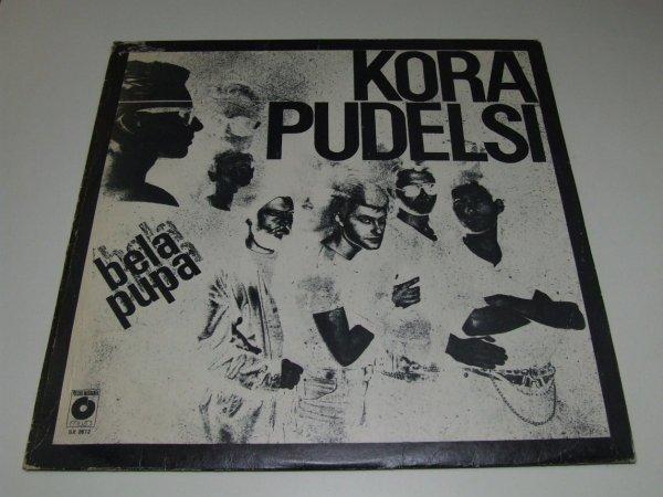 Kora i Pudelsi - Bela Pupa (LP)