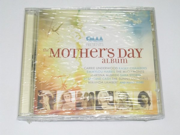 The Mother's Day Album (CD)