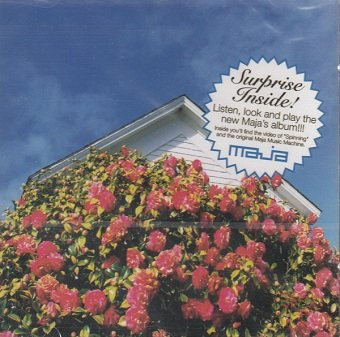 Maja - Surprise Inside (CD)