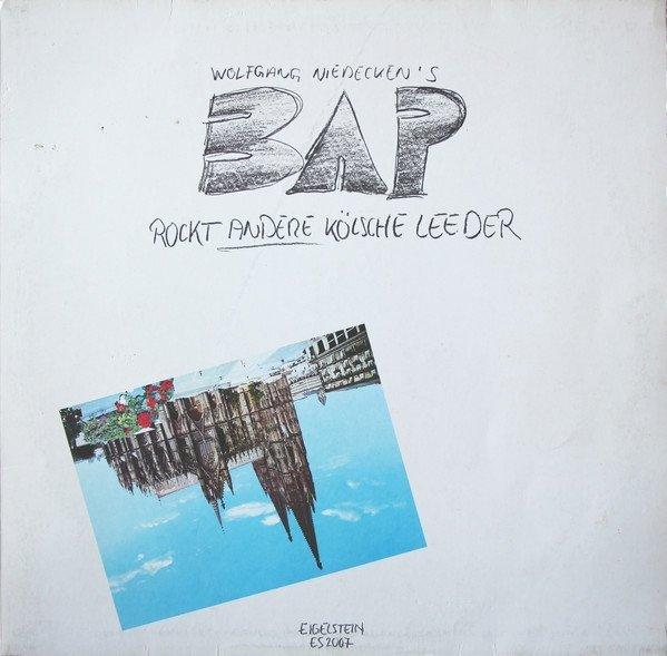 Wolfgang Niedecken's BAP - Rockt Andere Kölsche Leeder (LP)