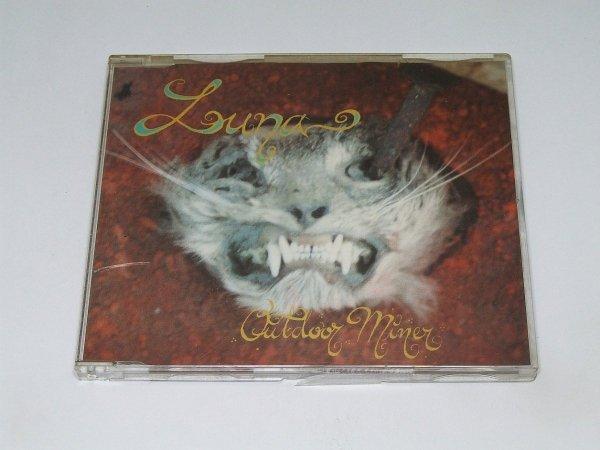 Luna - Outdoor Miner (Maxi-CD)