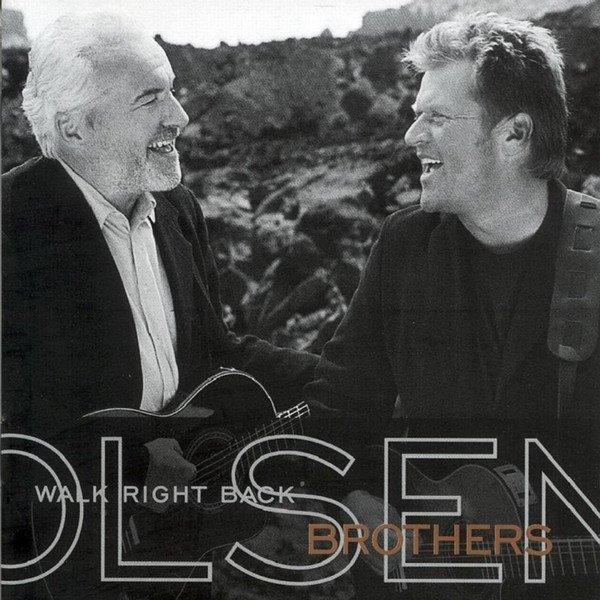 Olsen Brothers - Walk Right Back (CD)