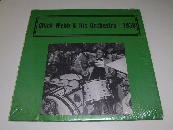 Chick Webb & His Orchestra - Chick Webb & His Orchestra 1939 (LP)