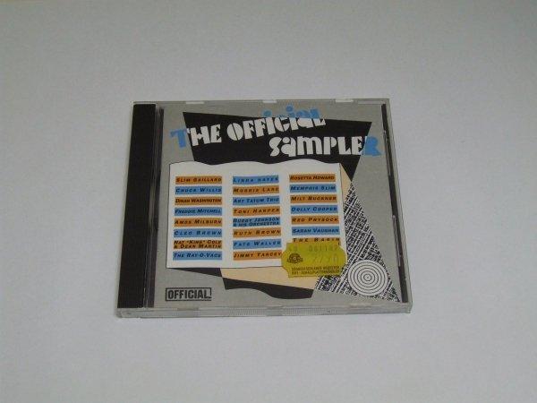 The Official Sampler (CD)
