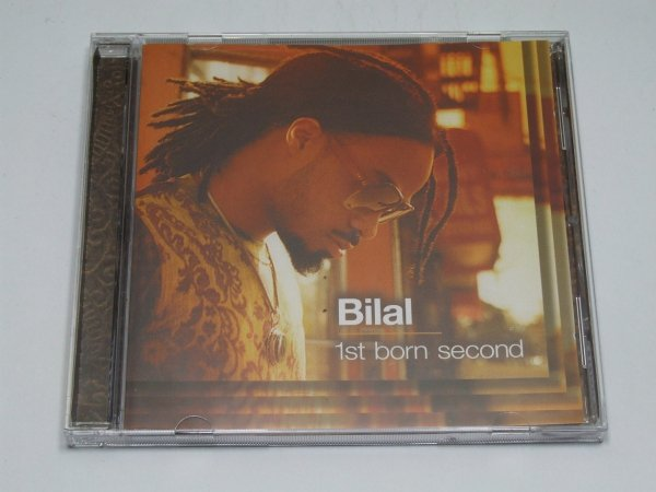 Bilal - 1st Born Second (CD)