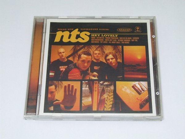 NTS - Hey Lovely (CD)