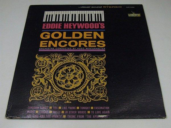 Eddie Heywood - Eddie Heywood's Golden Encores (LP)