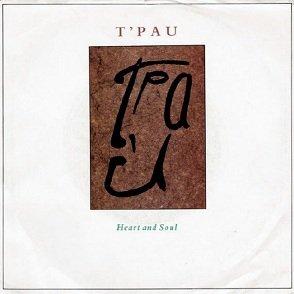 T'Pau - Heart And Soul (12'')