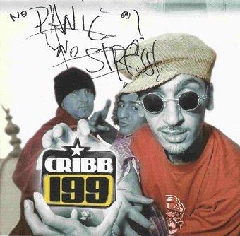 Cribb 199 - No Panic - No Stress (CD)