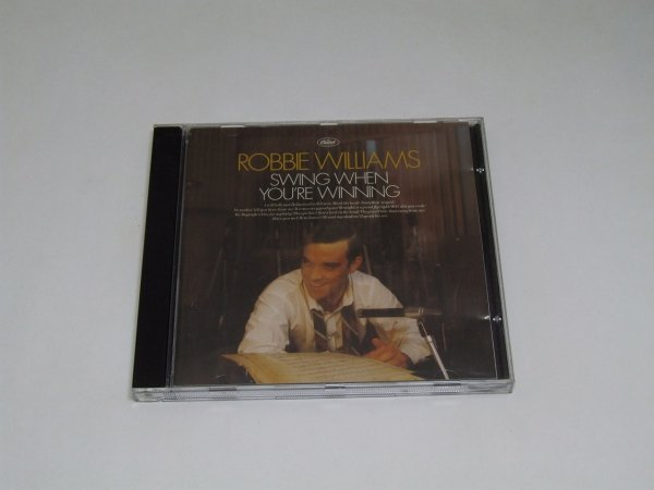 Robbie Williams - Swing When You're Winning (CD)