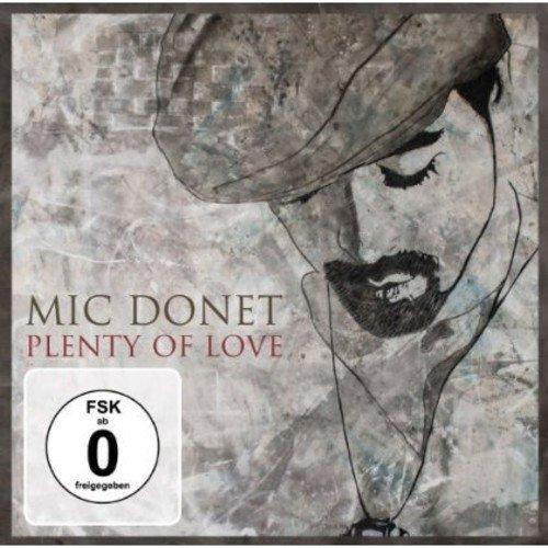Mic Donet - Plenty Of Love (Live Your Dream Edition) (CD+DVD)