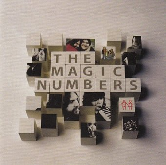 The Magic Numbers - The Magic Numbers (CD)