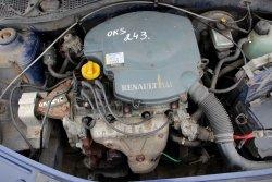 Skrzynia biegów Dacia Logan 2006 1.4