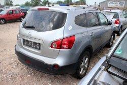 Szyba karoseryjna prawa Nissan Qashqai+2 J10 2008 (elektryczny)