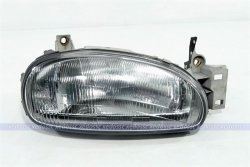 REFLEKTOR PRAWY LAMPA PRZEDNIA MAZDA 121 SEDAN FV