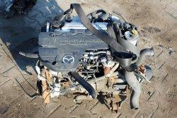 Turbina Turbosprężarka Mazda 323 BJ 1998-2003 2.0DITD