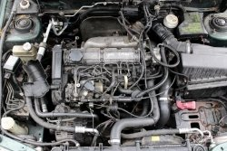 Silnik Mitsubishi Carisma DA1A 1998 1.9TD