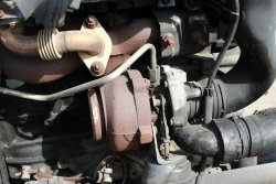 Turbina turbosprężarka VW Passat B6 2005-2010 2.0TDI
