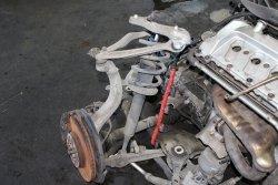 Amortyzator przód prawy Audi A4 B6 S Line 2001 2.0