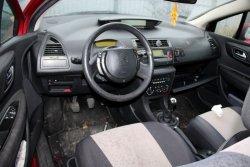Półka bagażnika tył Citroen C4 2006 Hatchback 3-drzwi