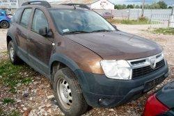 Półoś przód lewa Dacia Duster 2010 1.6i 16V